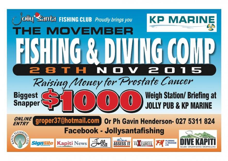 Kapiti Fishing Competition