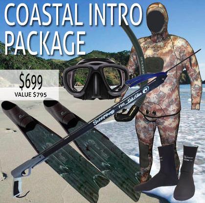 Dive Kapiti Intro Packs